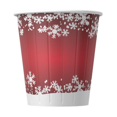 [:fr]Gobelet en carton personnalisée pour Noël[:en]Custom printed paper cups for ChristmasKubki papierowe z nadrukiem na Boże Narodzenie