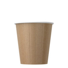 Kubki papierowe kraft eco